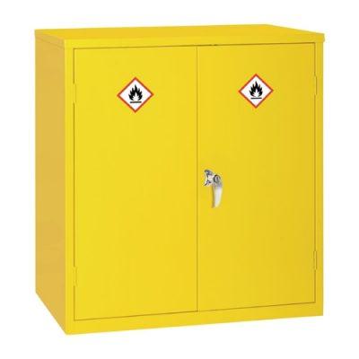 Lockable COSHH Cabinets